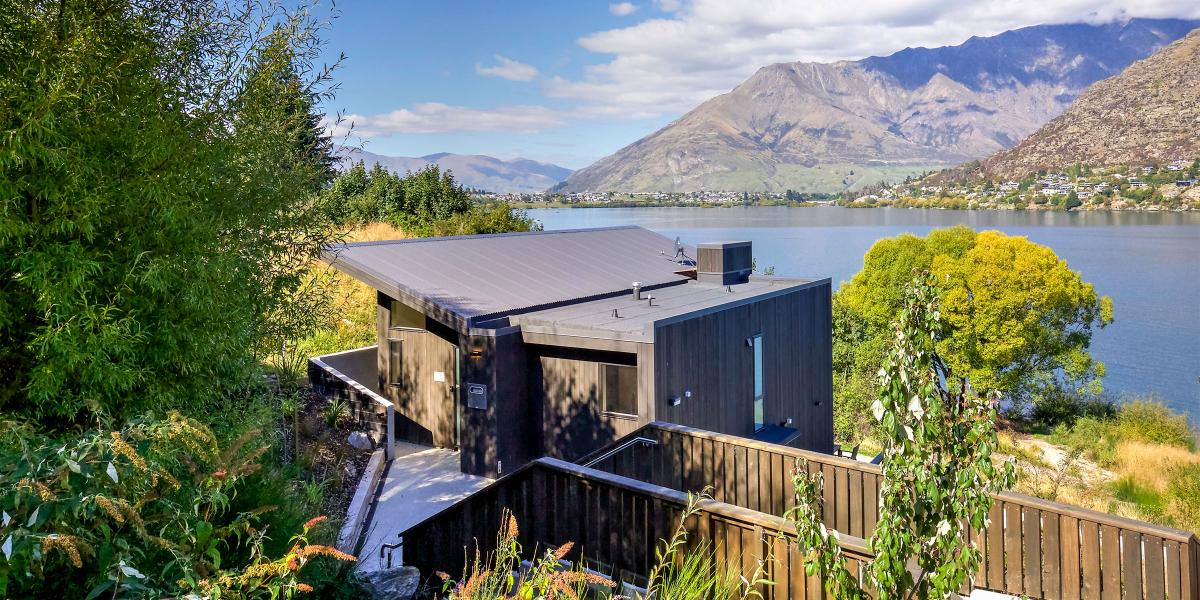 Aura Queenstown Holiday Homes Absolute Bliss Villa B 543 Frankton Road 19