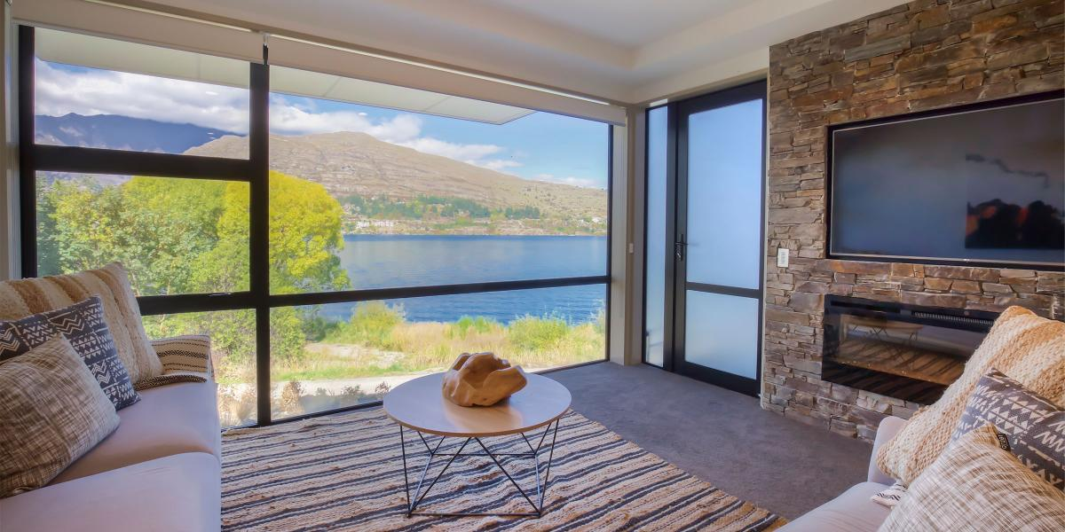 Aura Queenstown Holiday Homes Absolute Bliss Villa B 543 Frankton Road 24