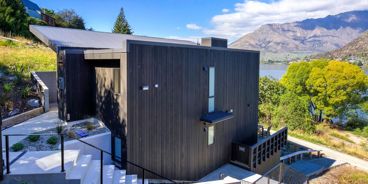 Aura Queenstown Holiday Homes Absolute Bliss Villa B 543 Frankton Road 34