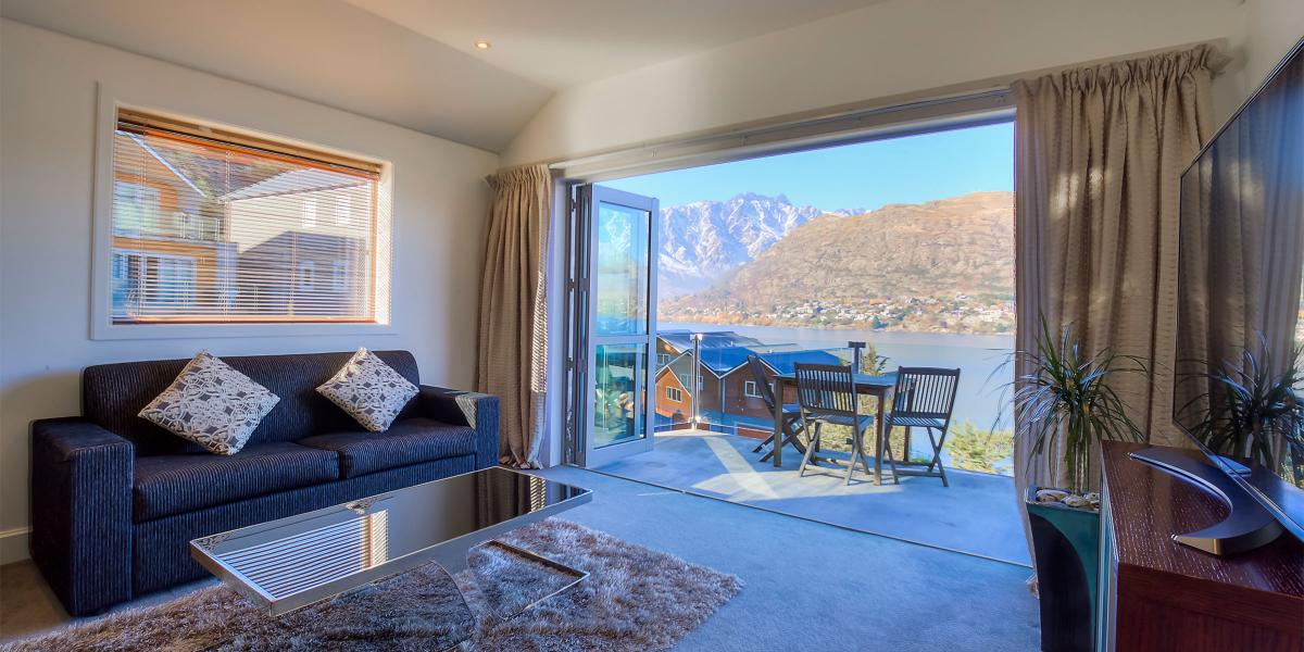 Aura Queenstown Holiday Homes Remarks View Alpine Escape 26 Alpine Village 643 Frankton Road 9